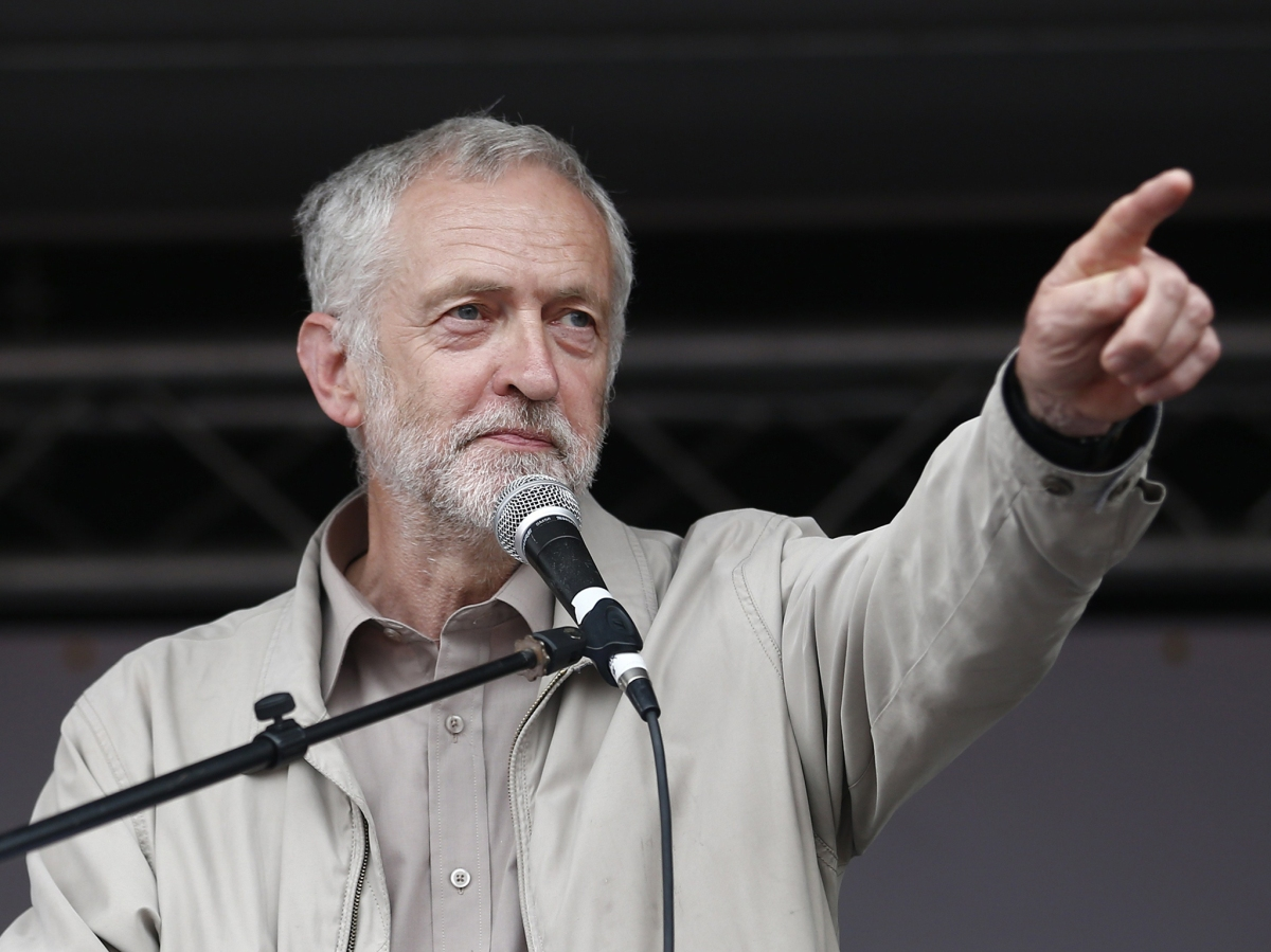 The Case for Corbyn